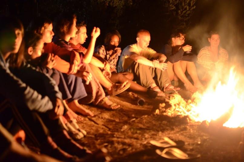 מדורת שבט מסע לצעירים מהארץ ומהתפוצות בית מורשה
